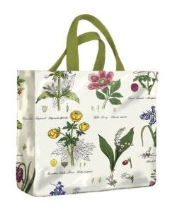Botanic Garden Mini PVC Bag