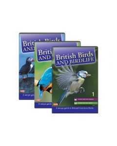 British Birds 3 DVD Set