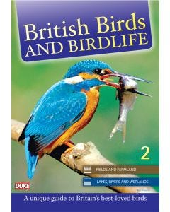 British Birds DVD Vol 2