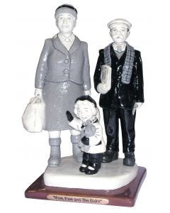The Broons Figurine