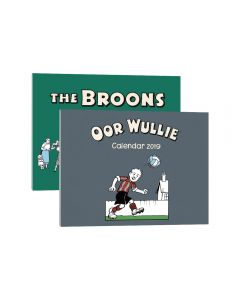 The Broons & Oor Wullie Calendars Pack