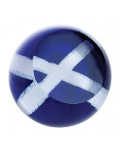 Caithness Scottish Saltire Paperweight