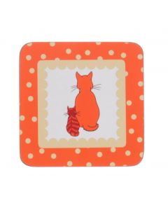 Ulster Weavers Cats in Waiting Coasters 4-Pack
