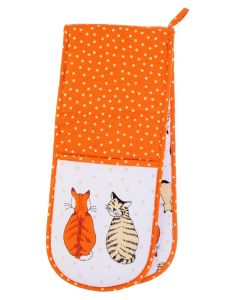 Ulster Weavers Cats in Waiting Oven Glove
