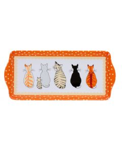 Ulster Weavers Cats in Waiting Sandwich Tray