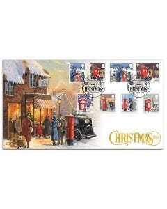 Christmas 2018 Collectable Stamps