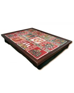 Christmas Decorations Lap Tray