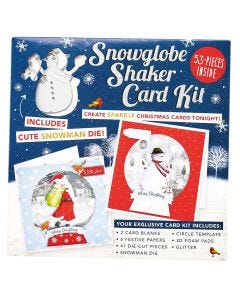 Shaker Card Kit