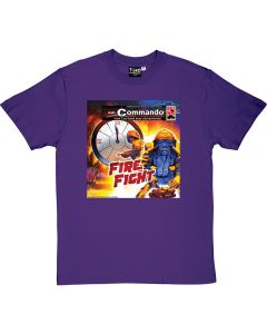 Commando Fire Fight T-Shirt