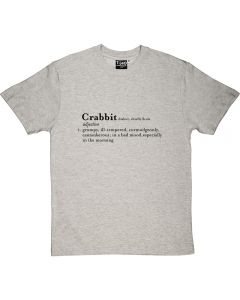 Crabbit Definition T-Shirt