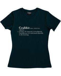 Crabbit Definition Ladies T-Shirt