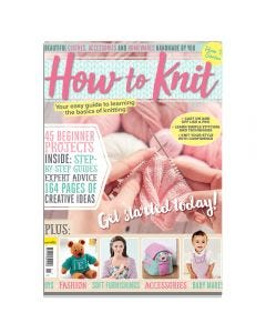 How To Knit Bookazine