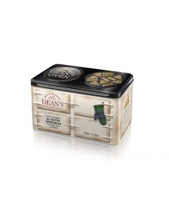 Dean's Range Cooker All Butter Shortbread Tin