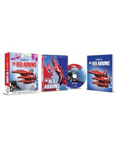 Story of the Red Arrows DVD & Magazine Set