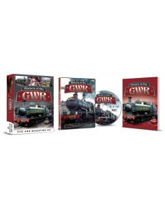 History of the GWR DVD & Magazine Set