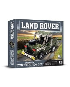Land Rover Construction Set