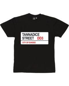 Tannadice Street T-Shirt