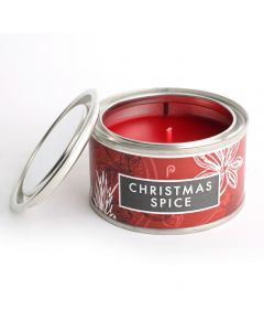 Christmas Spice & Log Fire Candle Pack