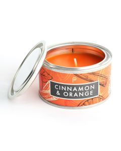 Warm Gingerbread and Cinnamon & Orange Candle Pack