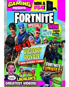 110% Gaming Presents Fortnite 2