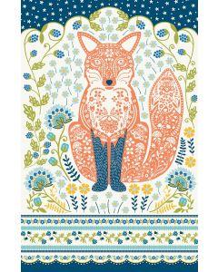 Ulster Weavers Fox Tea Towel