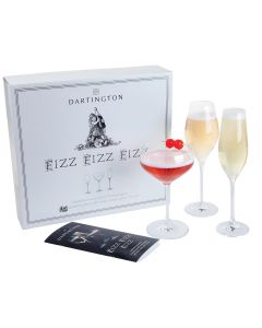 Dartington - Fizz, Fizz, Fizz Three Glass Gift Set