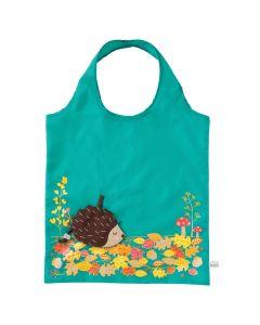 Hedgehog Foldable Shopping Bag