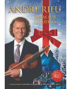 André Rieu - Home For Christmas DVD
