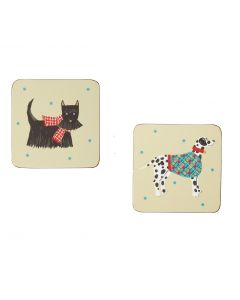 Ulster Weavers Hound Dog Coasters 4-Pack