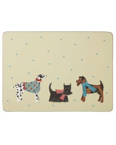 Ulster Weavers Hound Dog Placemats 4-Pack