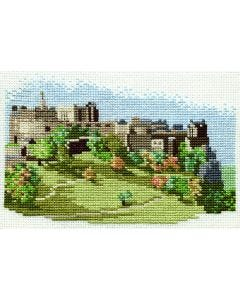 Edinburgh Castle Counted Cross-Stitch Kit