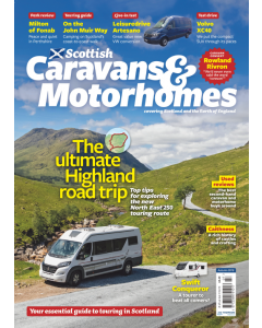 Scottish Caravans and Motorhomes magazine subscription