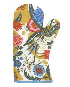 Summer Florals Oven Gauntlet