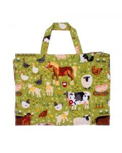 Ulster Weavers Jennie's Farm Canvas Shopper