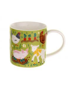 Ulster Weavers Jennie's Farm Mug