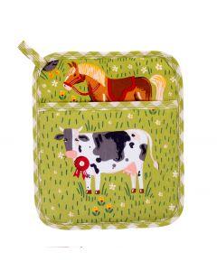 Ulster Weavers Jennie's Farm Pot Mitt