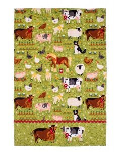 Ulster Weavers Jennie's Farm Cotton Tea Towel