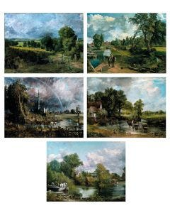 John Constable Print Collection