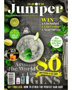 Juniper Gin Bookazine