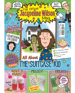 Jacqueline Wilson magazine subscription