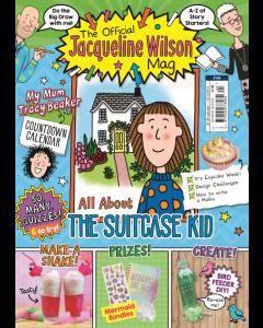 Jacqueline Wilson Magazine Subscription-8 Issues UK