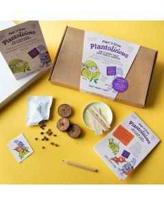 Plantalicious Kids Grow Your Own Edible Garden Kit
