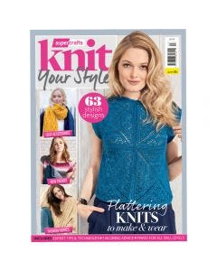 Supercrafts: Knit Your Style Bookazine