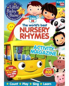 Little Baby Bum Activity Magazine