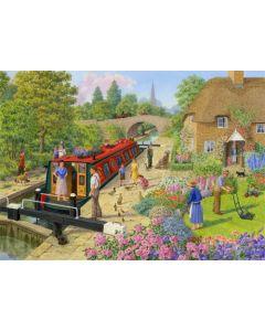 Lock Keepers Cottage Jigsaw