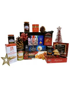 Luxury Overseas Scottish Hamper USA/Canada