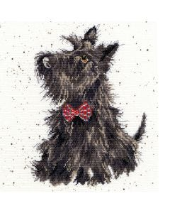 Wrendale Scottie Dog Picture Kit