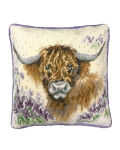 Highland Heathers Wrendale Cushion Kit