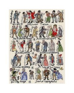 Counted Cross Stitch Kit : Dickens