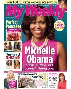 My Weekly Magazine Subscription